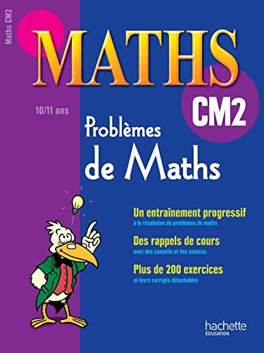 9782011698292: Problèmes de maths CM2 (French Edition)