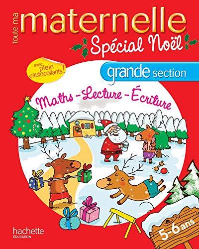 9782011698582: Toute Ma Maternelle Special Noël Gs