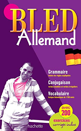 9782011698667: Bled Allemand (French Edition)