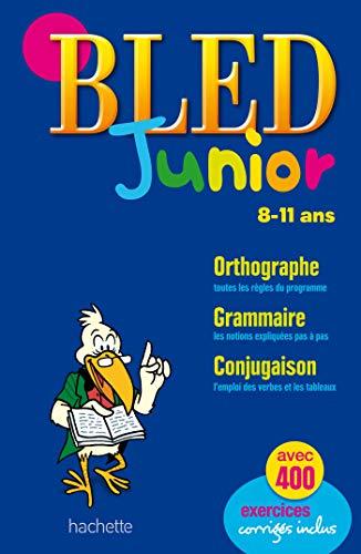 9782011698698: BLED Junior 8-11 ans
