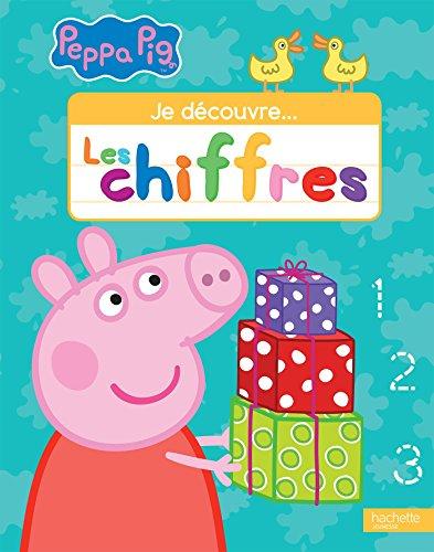 9782011699039 Peppa Pig Je Decouvre Les Chiffres Abebooks Hachette Jeunesse 2011699037
