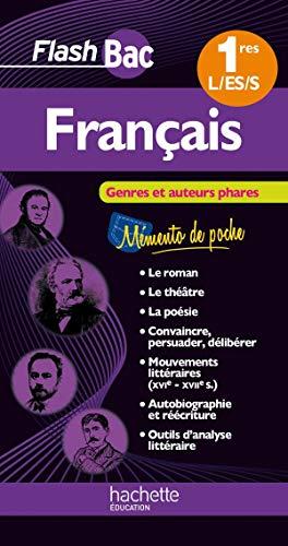 Flash Bac Francais 1re L/Es/S 2009