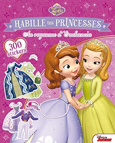 9782011699848: Au royaume d'Enchancia : Princesse Sofia