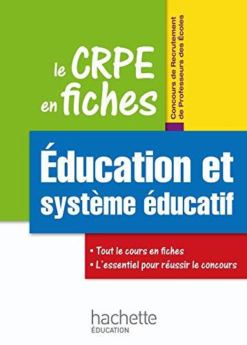 9782011711748: Education et système éducatif