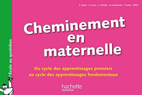9782011712141: Cheminement en maternelle (French Edition)