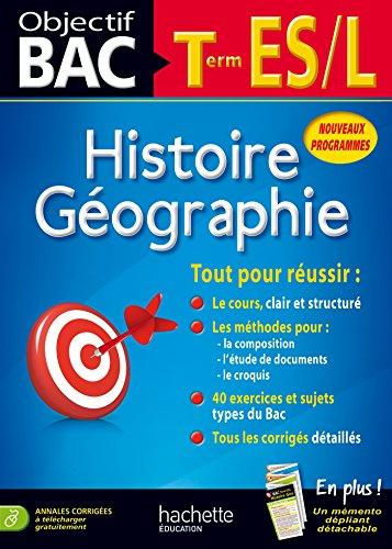 9782011714299: Objectif Bac Histoire-Géo Term l-Es