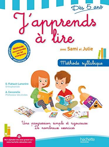 9782011714671: J'apprends a lire avec Sami et Julie (J'Apprends Avec Sami Et Julie) (French Edition)