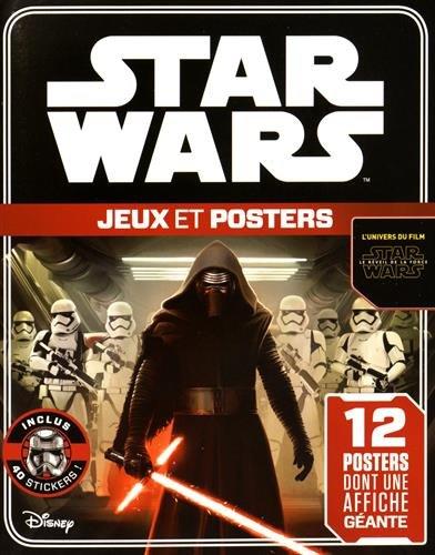 9782011764966: Star wars VII, livre poster