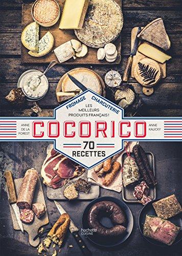 9782011775917: Cocorico: 70 recettes
