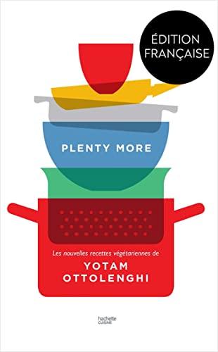 9782011776075: Plenty more: Les nouvelles recettes végétariennes de Yotam Ottolenghi (CUISINE)