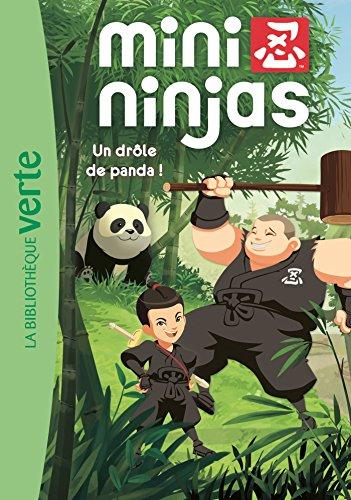 9782011801036: Mini Ninjas 06 - Un drôle de panda !