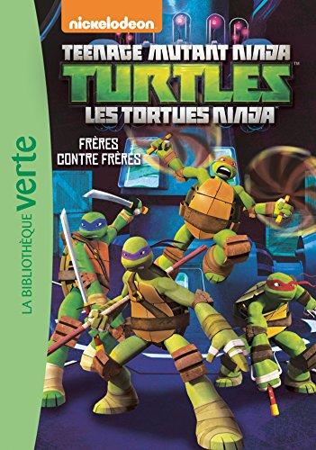 9782011801272: Les Tortues Ninja, Tome 14 : Frères contre frères
