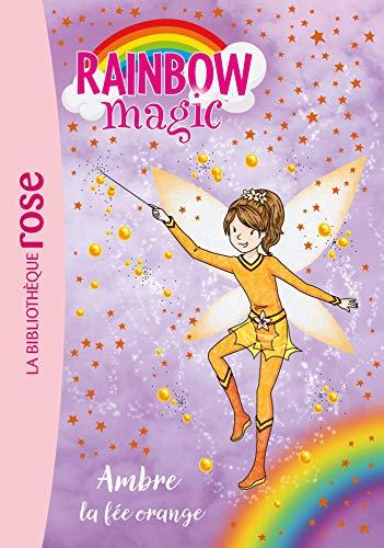 9782011801326: Rainbow Magic 02 - Ambre, la fée orange