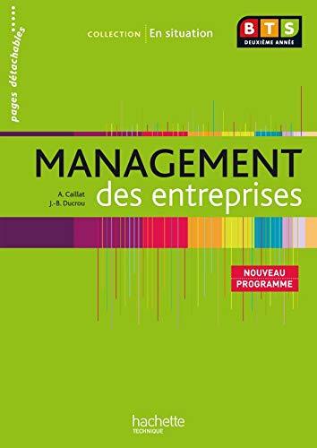 9782011805980: BTS 2e année, Management des entreprises