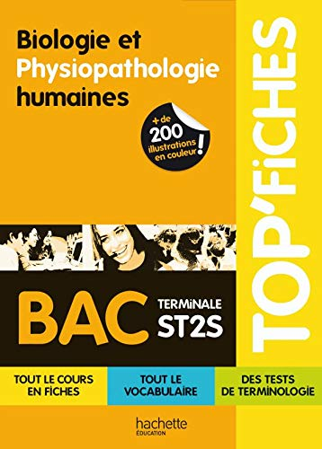 9782011806918: Biologie et physiopathologie humaines, Tle ST2S