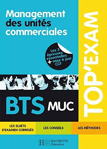 9782011809117: Management des unités commerciales BTS MUC