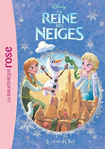 9782011809766: La Reine des Neiges 06 - Le rêve d'Olaf