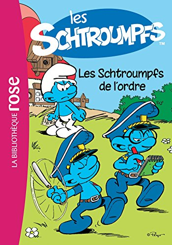 9782011809889: Les Schtroumpfs 5 - Les Schtroumpfs de l'ordre