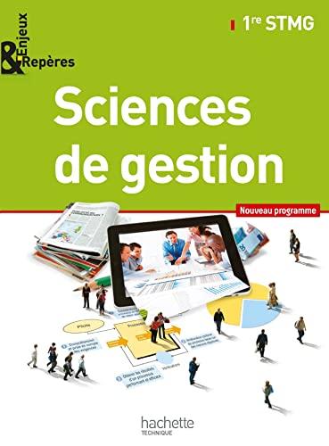 Enjeux et Repères Sciences de gestion 1re: Thoumin-Berthaud, Séverine, Pandolfi,