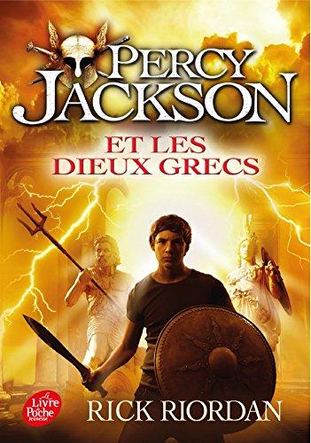 9782011825100: Percy Jackson et les dieux grecs - Tome 6 (Livre de Poche Jeunesse)