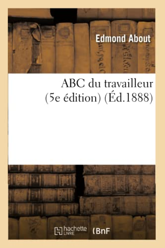 9782011868565: ABC Du Travailleur (5e Edition) (Sciences Sociales) (French Edition)