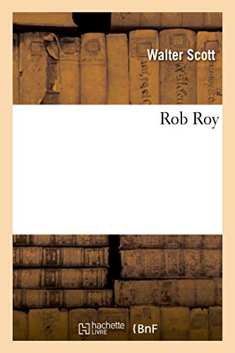 9782011885210: Rob Roy (Litterature) (French Edition)