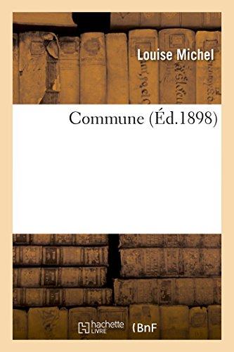 9782011920249: Commune (Sciences)