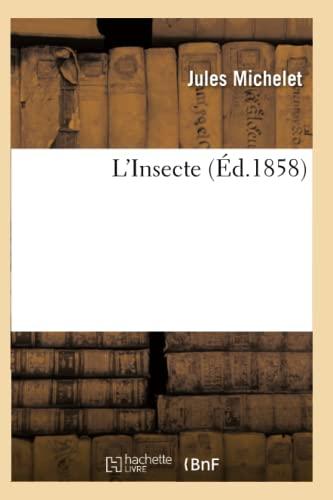 L'Insecte: Michelet-J