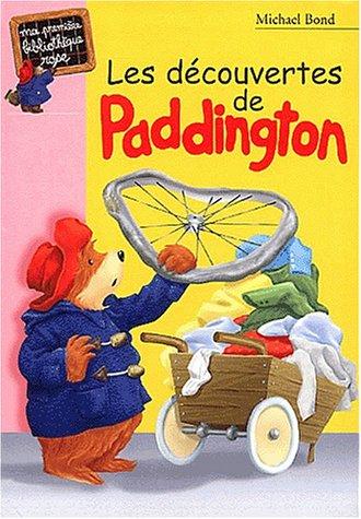 9782012001305: Les découvertes de Paddington