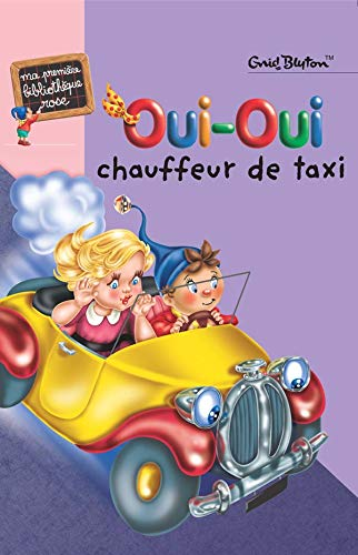 9782012002173: Oui-Oui chauffeur de taxi