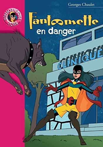 9782012002906: Fantômette en danger