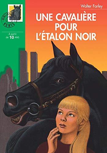 9782012003330: Une cavalière pour l'Etalon noir