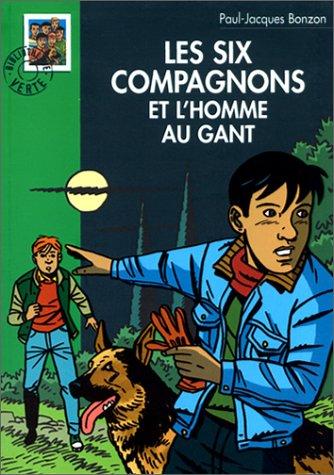 9782012003415: Les Six compagnons et l'homme au gant