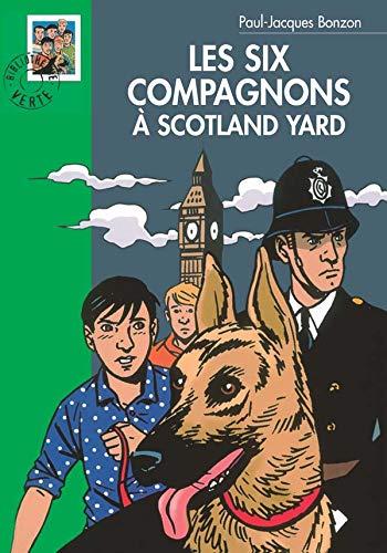 9782012003491: Les Six Compagnons à Scotland Yard