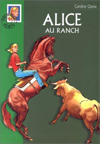 9782012003590: Alice au ranch