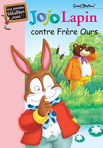 9782012005099: Jojo Lapin contre Frère Ours
