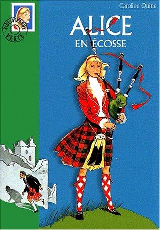 9782012006355: Alice en Ecosse