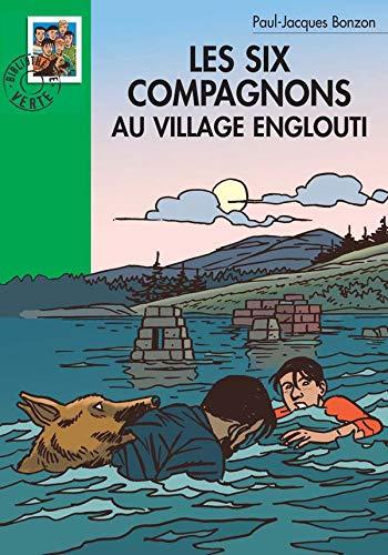 9782012007536: Les Six compagnons au village englouti