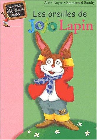 9782012007758: Les Oreilles de Jojo Lapin