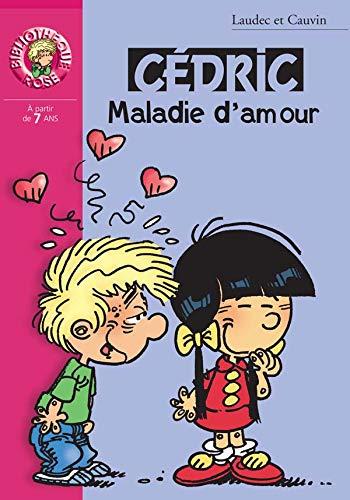 9782012008267: Cédric, tome 7 : Maladie d'amour