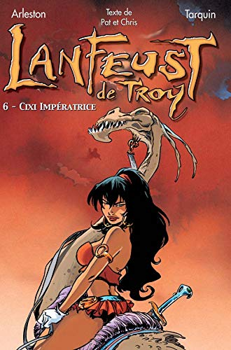 9782012011038: Lanfeust de Troy, Tome 6 : Cixi impératrice