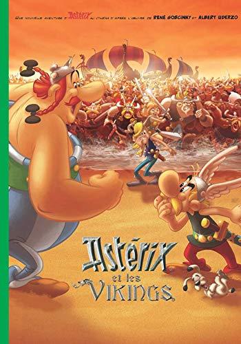9782012011632: T0 - Astérix et les vikings - le roman du film (Bibliothèque Verte Plus)