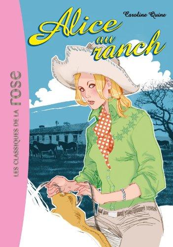 9782012011793: Alice Au Ranch (French Edition)