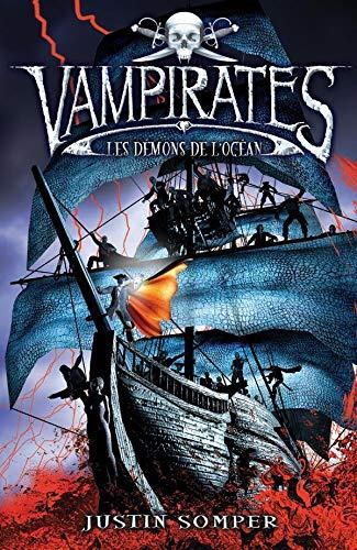 9782012011939: Vampirates, Tome 1 : Les démons de l'océan