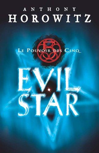 9782012012509: Le Pouvoir des Cinq, Tome 2 : Evil Star