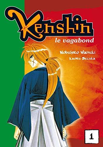 9782012012776: Kenshin - le vagabond - Roman Vol.1
