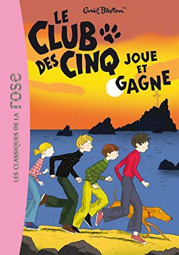 9782012014602: Le Club Des Cinq Joue Et Gagne (French Edition)