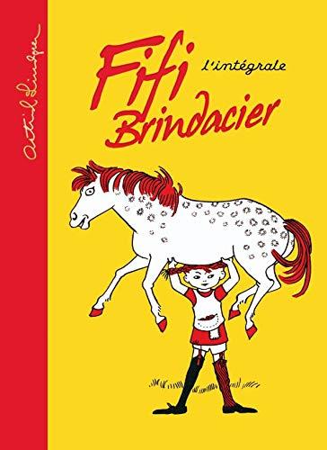 9782012015043: Fifi Brindacier : L'intégrale