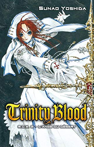 9782012015722: Trinity Blood - Roman Vol.2