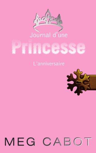 9782012017061: Journal d'une Princesse, Tome 5 : L'anniversaire